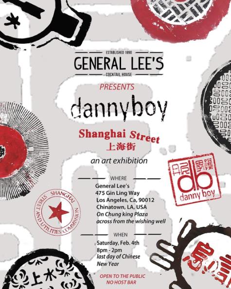 Dannyboy Gallery Show
