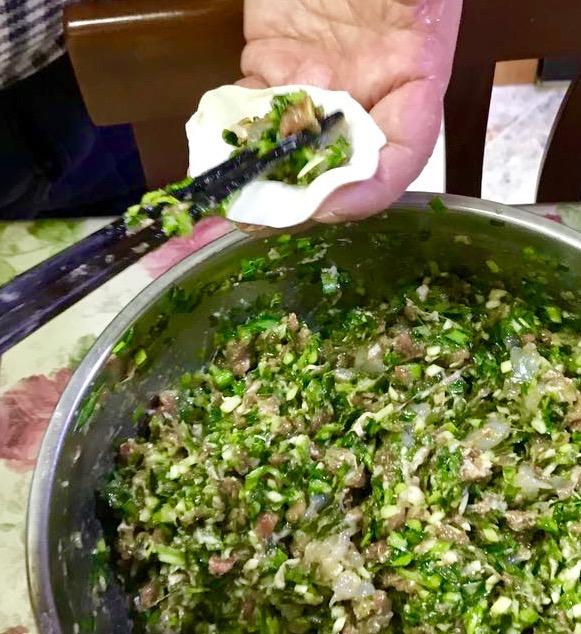 Dumpling Filling