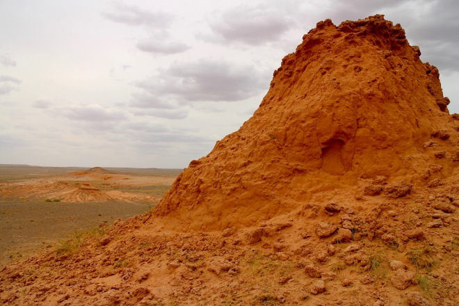 Gobi - Flaming Cliffs
