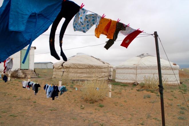 Yurt Laundry