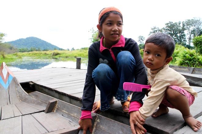 The Children of Cambodia