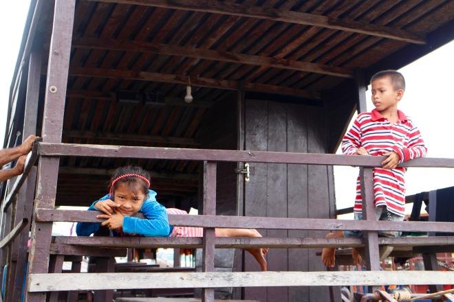 The Children of Tonle Sap
