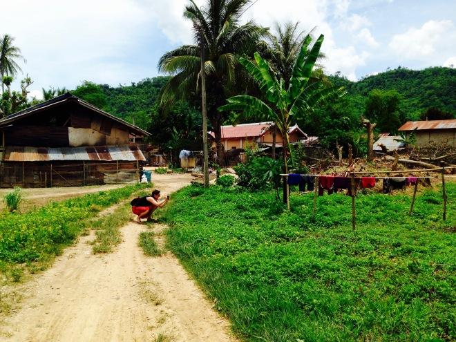 Hilcia In Mekong Village