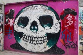 M50 Skull Art