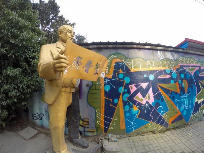 M50 Street Sculpture