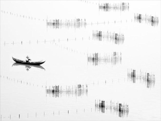 Boat by Mai Loc