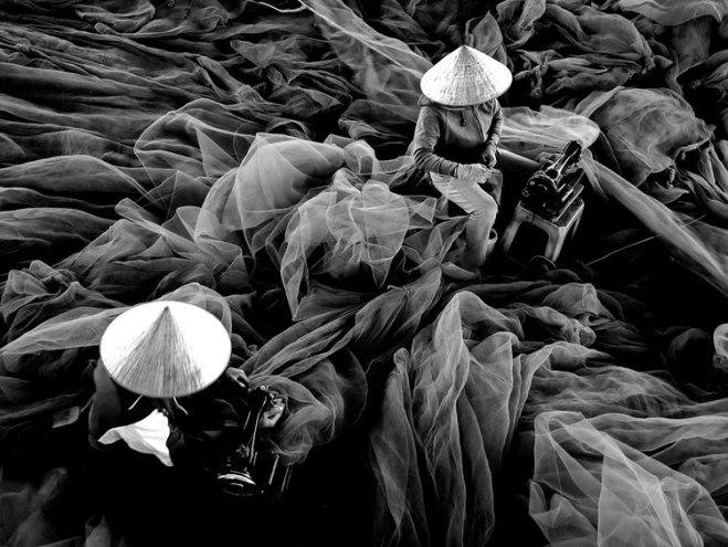 Nets by Mai Loc