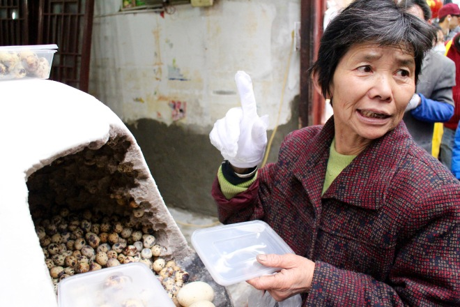 Qibao Quail Eggs