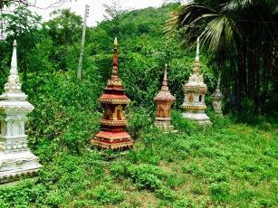 Temple Stupas