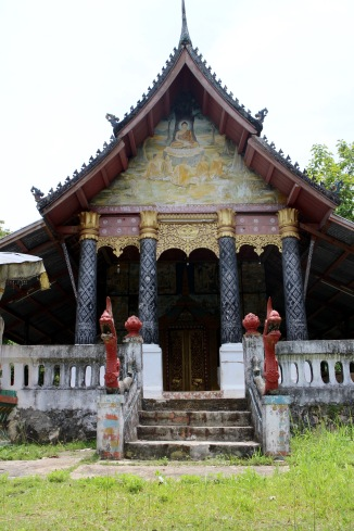 Village Temple Entrance