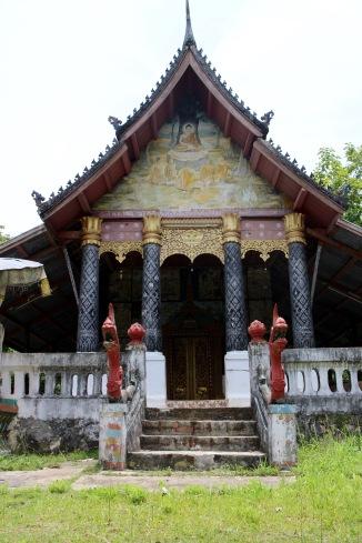 Village Temple Entrance