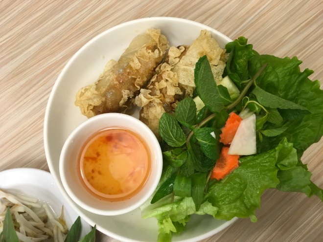 Pho Ngoon Vietnamese spring Roll