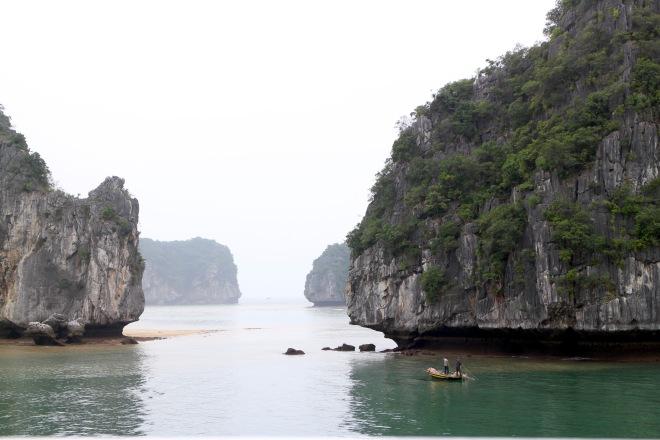 Ha Long Inlet