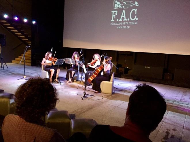 Cubana Quartet