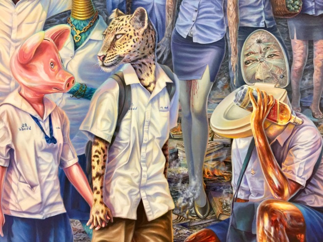 Thai Surrealism
