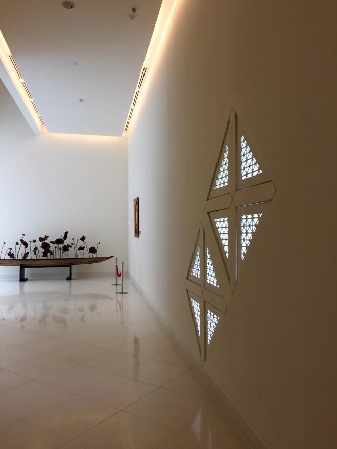 Bangkok MOCA Interior