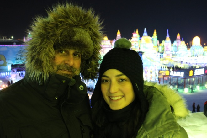 Us in Harbin