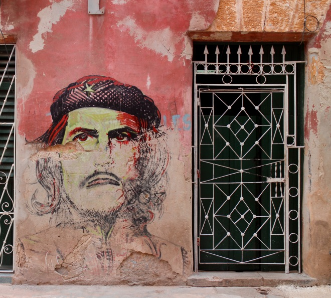 Faded Che