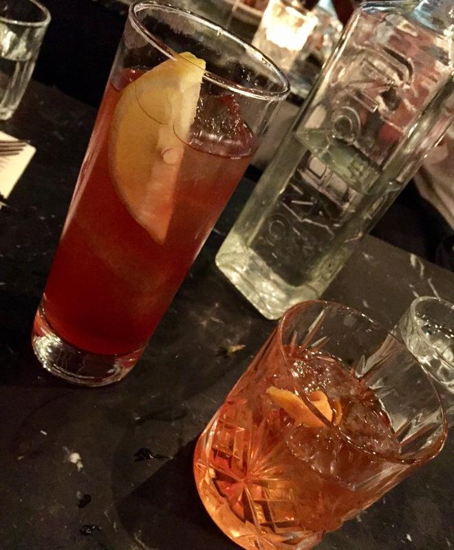Blacklock Cocktails