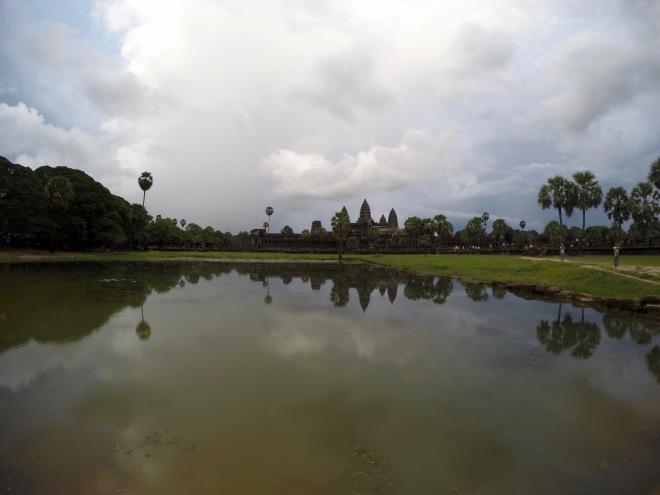 Angkor Pond