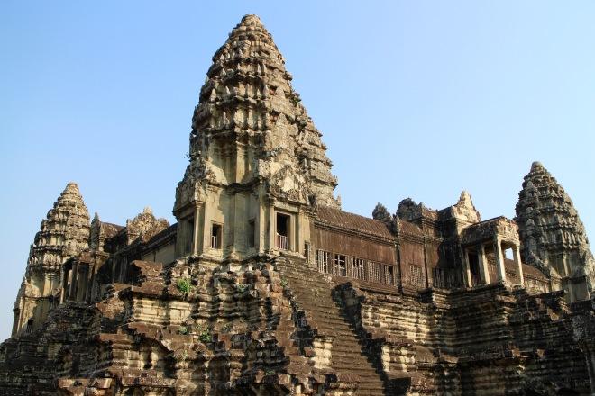 Angkor Closeup