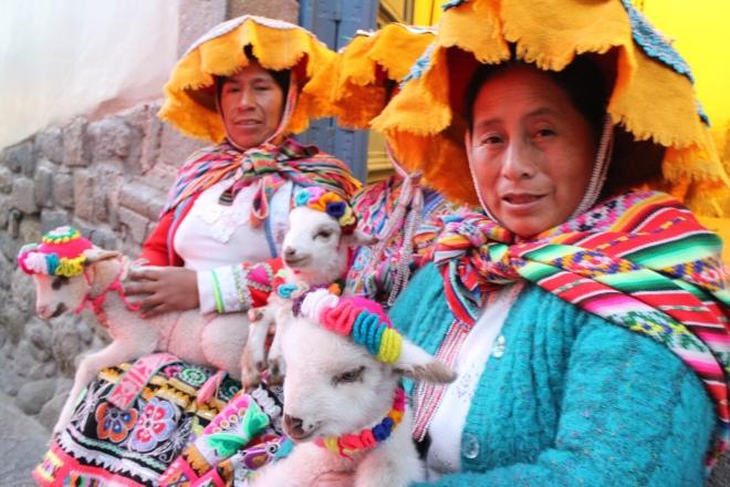 Incan Women