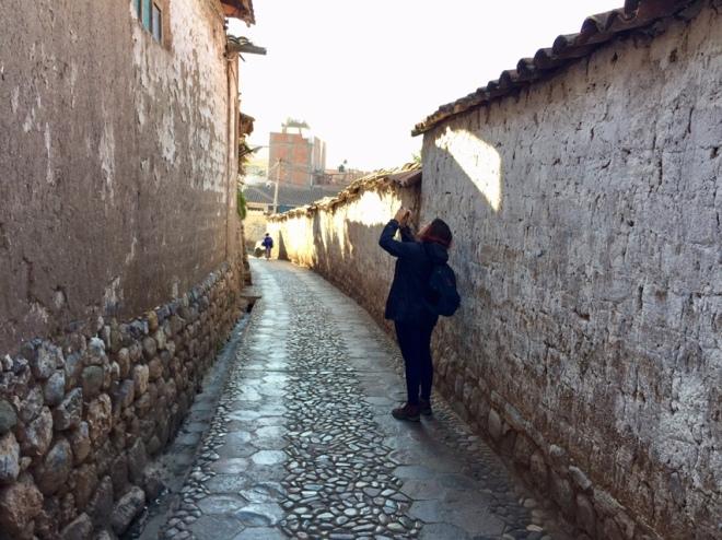 Hilcia in Cusco