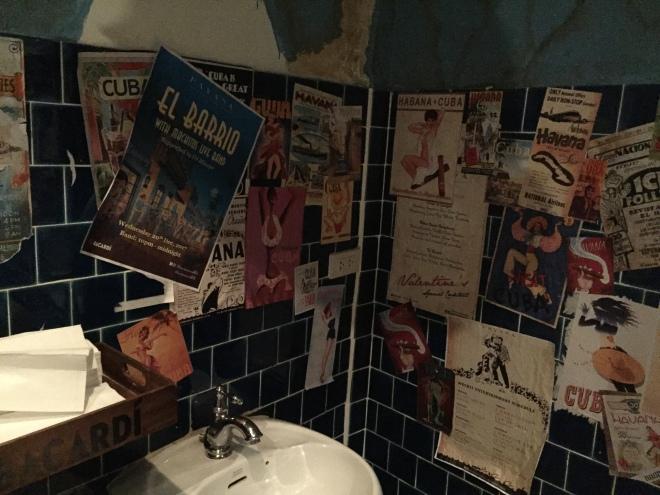 Havana Social Restrooms