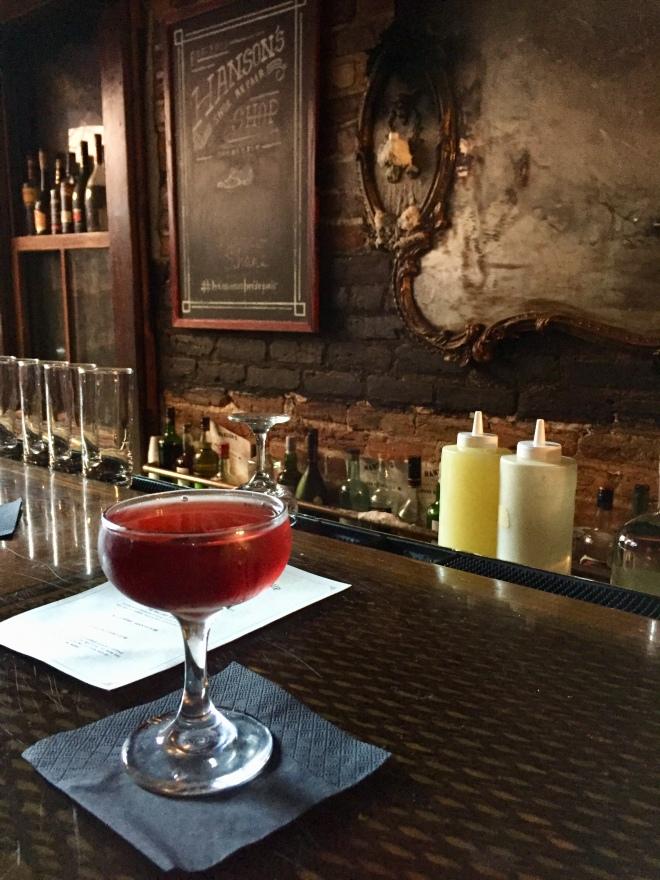 Hanson's Bar