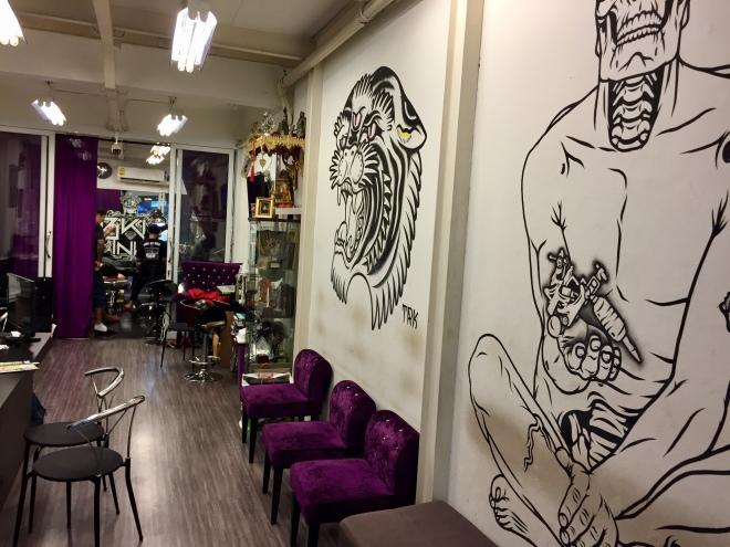 BKK Ink Studio