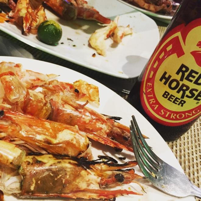 Boracay Meal