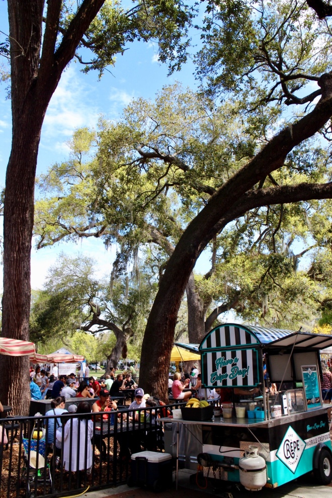 Lake Eola Farmers Market
