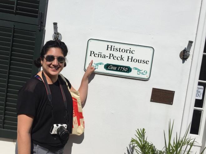 Pena Peck House