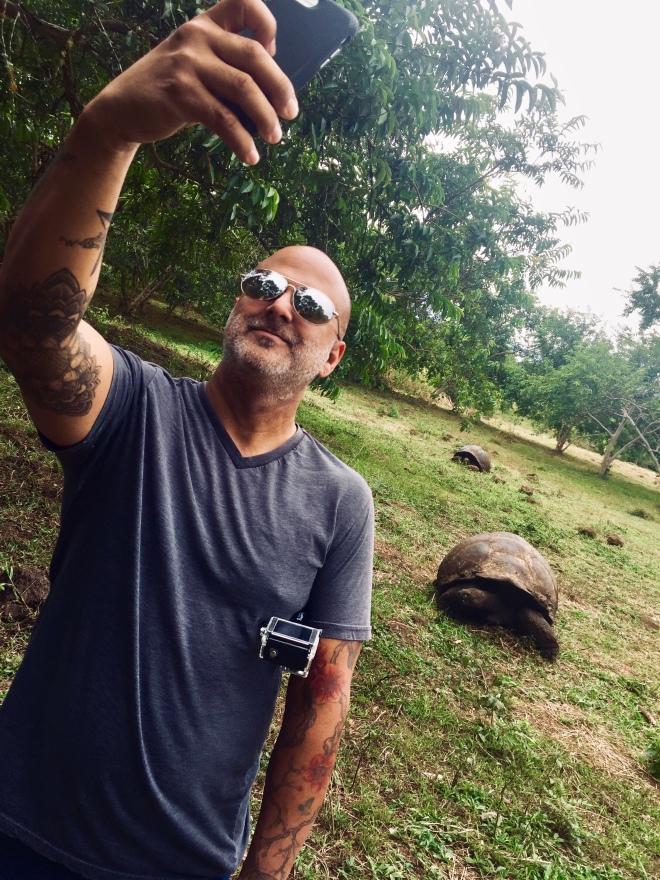 Jameel Selfie Time