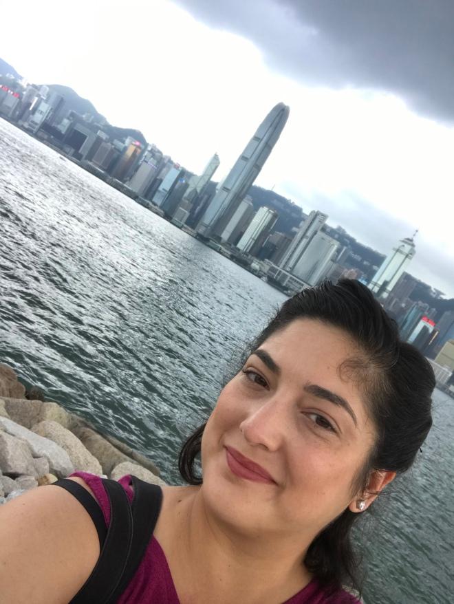 Hilcia in Hong Kong