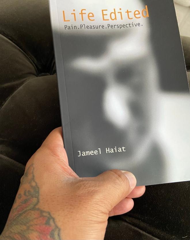 Jameel's Poetry Book